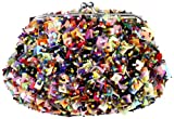 Womens Sequined Small Purse Multi-Colored By Back From Bali, Bags Central