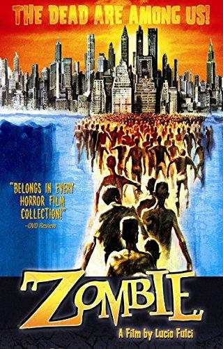 Zombi 2 (Zombie, Zombie Flesh Eaters, Woodoo) 1979 Italian Movie Poster 24