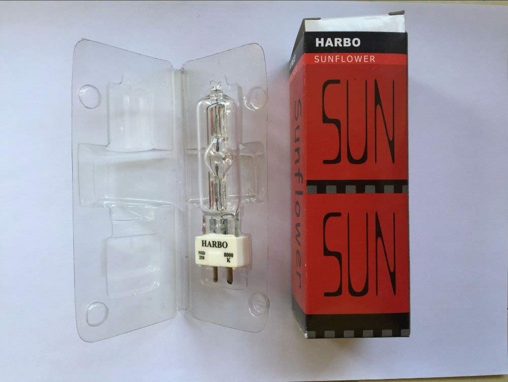 Stage Lamp MSD 250//2 MSD250W Watts 90V Volt MSR Bulb