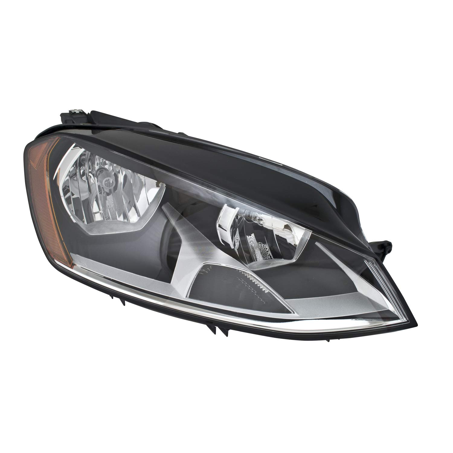 Headlight Assembly Multiple Manufactures VW2503160 Standard No variation