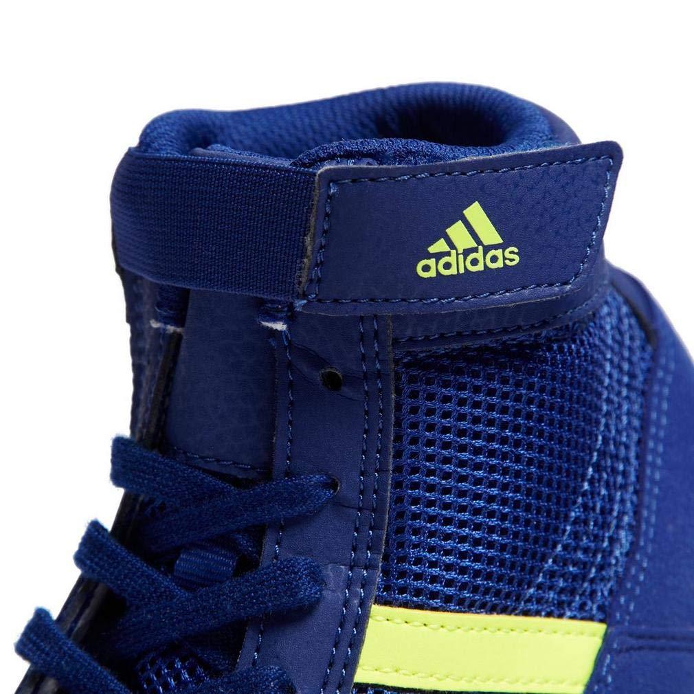 san francisco 964cd b4e4c adidas, Scarpe da Pugilato Uomo Blu Blue  Amazon.it  Scarpe e borse