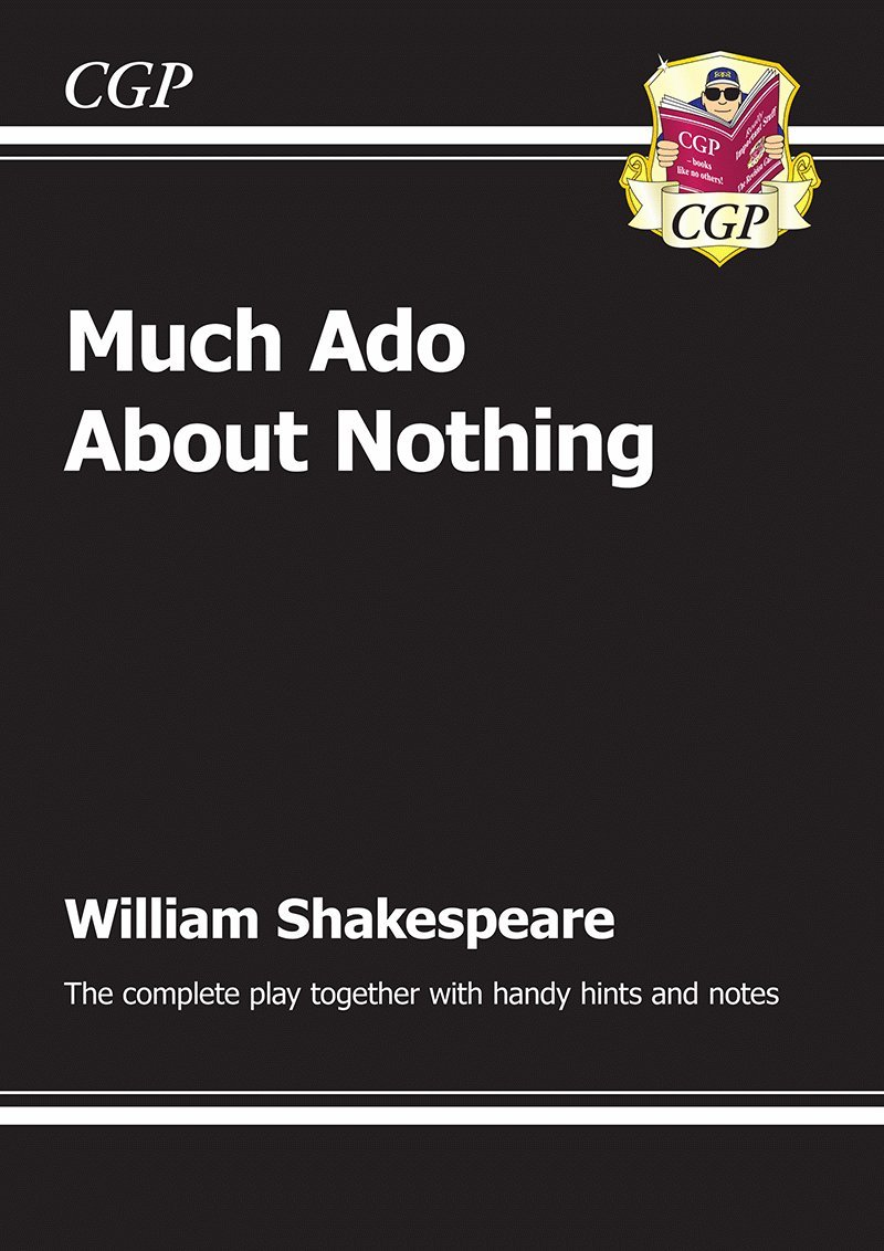 ks english shakespeare much ado about nothing complete play ks3 english shakespeare much ado about nothing complete play notes the complete play amazon co uk cgp books 9781841465319 books
