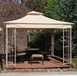 RIPLOCK Fabric - Replacement Canopy Top Cover for