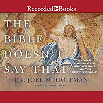 Amazon com: The Bible Doesn't Say That: 40 Biblical