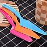 SOLOKA Plastic Cake Pizza Knife Server Pastry Bread Cutter Kitchen Bread Bakeware Cutting Tools