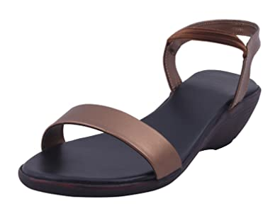 6305a46d8 LILY FOOTWEAR Women s Fashion Sandals  Buy Online at Low Prices in ...