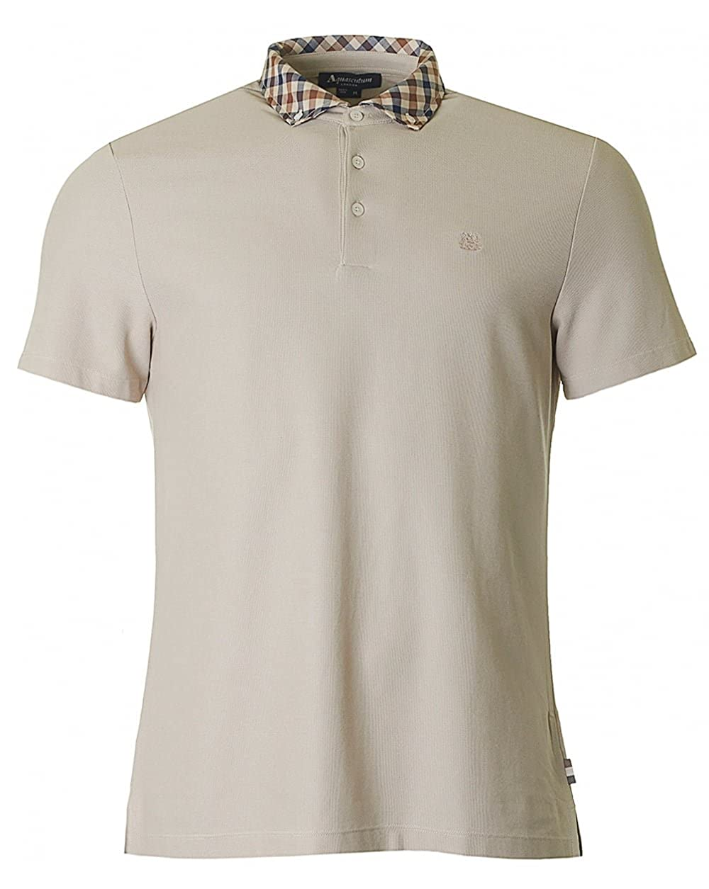 Aquascutum Connison Button Down Polo XXXL Beige: Amazon.es: Ropa y ...
