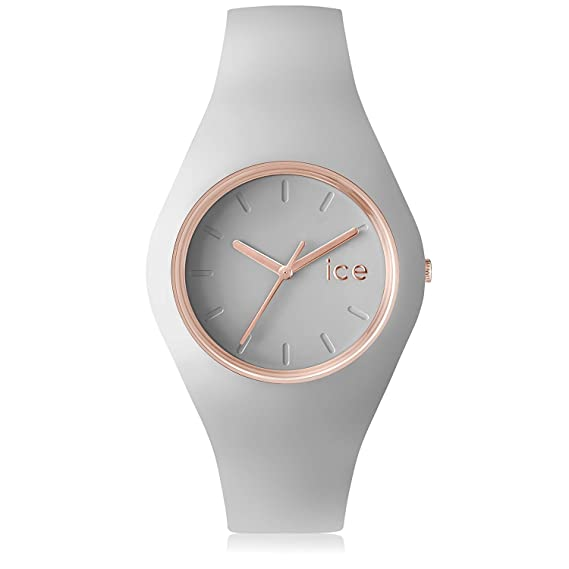 Ice-Watch Ice gram Pastel - Viento - Unisex Ice.GL.WD.U.S.14: Amazon.es: Relojes