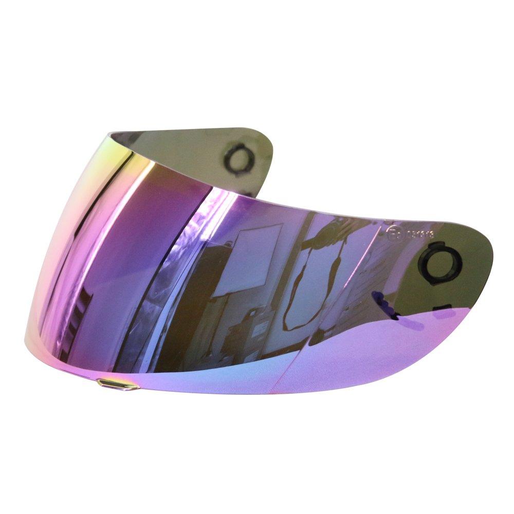 Leopard Dark Smoke Visor for LEO-818 LEO-819 LEO-115 Full Face Motorbike Helmet