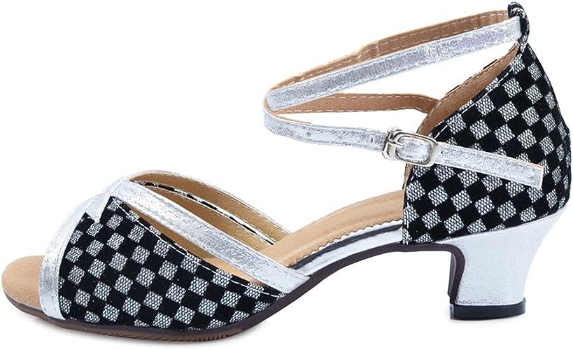 chaussure grise femme sandale petit talon