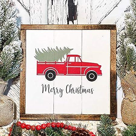 Oti34fgtephe Cartel de Navidad Texto en inglés «Christmas ...