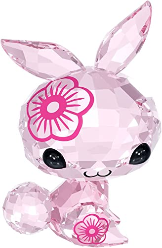 Swarovski Pink Crystal ZODIAC Figurine MIMI THE RABBIT 5004522