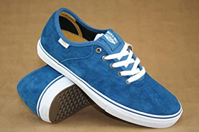 c46c602177 Image Unavailable. Image not available for. Colour  Vans Stage 4 Low (Chris  Pfanner) Ocean Sample Skate Shoes ...