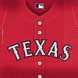 Texas Rangers Party Napkins - 36 Ct