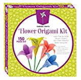 Flower Origami Kit by Pinwheel Crafts