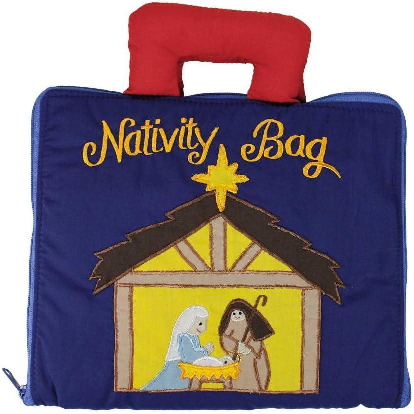 My Growing Season Nativity Bag