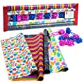 All Occasion Gift Wrap 4 Rolls