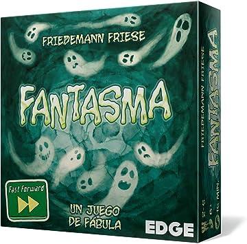 Edge Entertainment- Fantasma, juego de mesa (EE2FFW01) , color, modelo surtido: Amazon.es: Juguetes y juegos