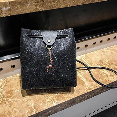 Muium pour porté femme au Sac dos Mini Noir à main 1nHw1qrU