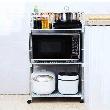 kicthnslf Küchenregal Organizer und Storage Home Schrank Organizer ...