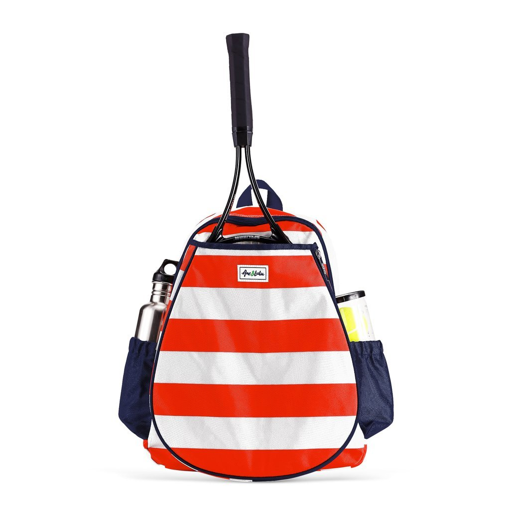 Ame & Lulu Sailor Game On Tennis Backpack