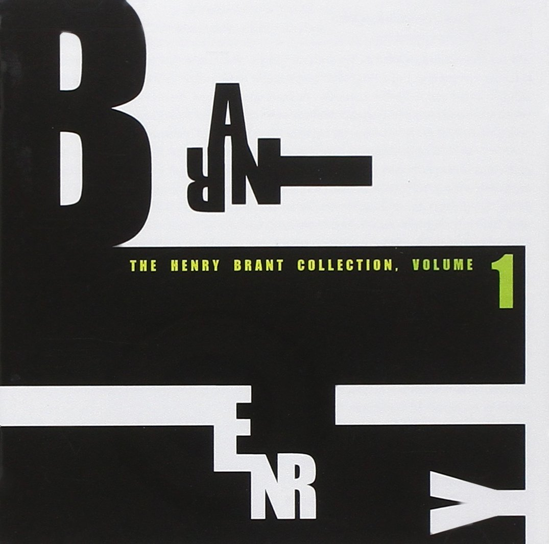 HENRY BRANT COLLECTION V1 (2CD) by Northern Lights