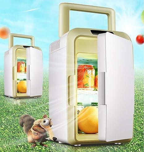 YIWANGO 12L De Coche Refrigerador Fría Caliente Doble Función ...