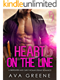 HEART ON THE LINE: A Firefighter and Curvy Woman Steamy Romance (Double-edge Love Book 6)