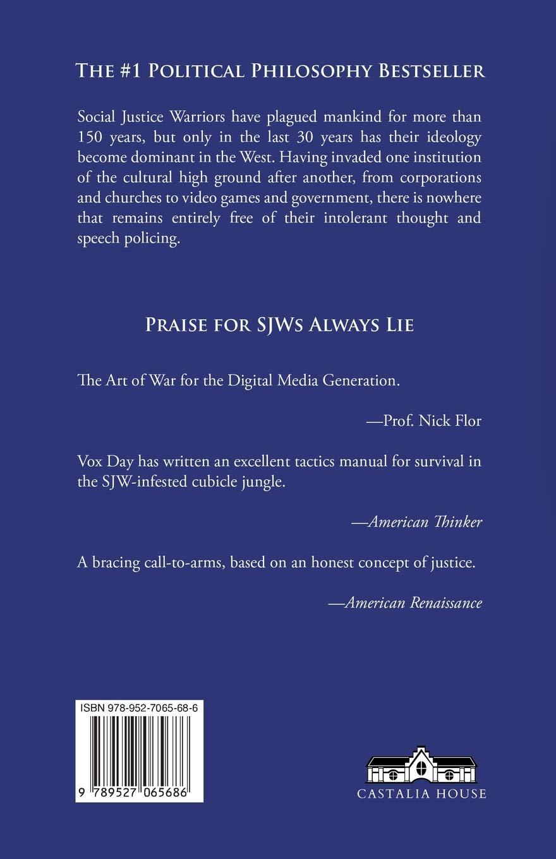 SJWs Always Lie: Taking Down the Thought Police: Amazon.es ...