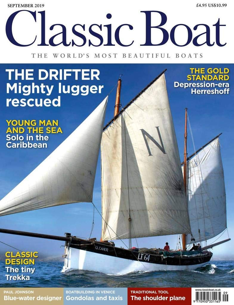 Classic Boat by The Chelsea Magazine Company Ltd