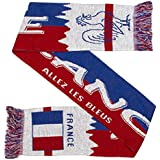 France Soccer Knit Scarf