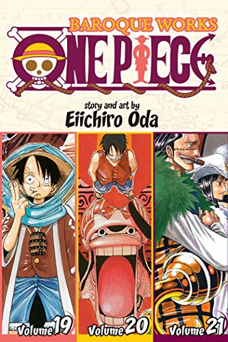 One Piece: Baroque Works 19-20-21