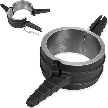 Red Caterpillar 3400 7040 Piston Ring Compressor Remover Installer Tool For Cummins ISX and C-15 5.4 bore Alternative PT-7040