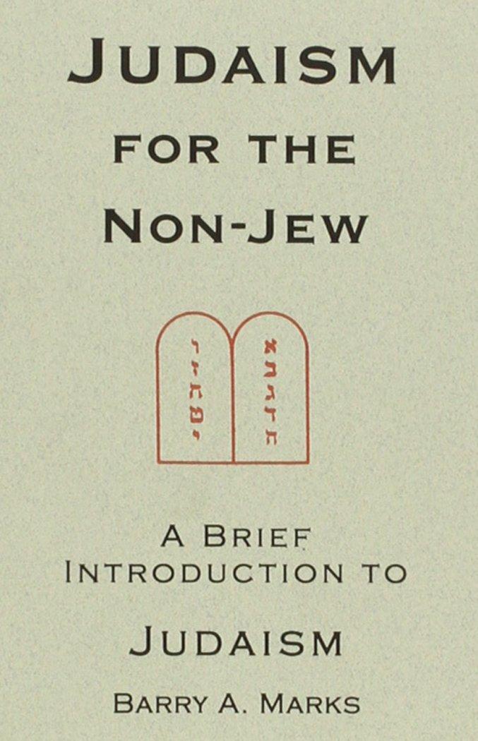 Judaism for the Non-Jew pdf