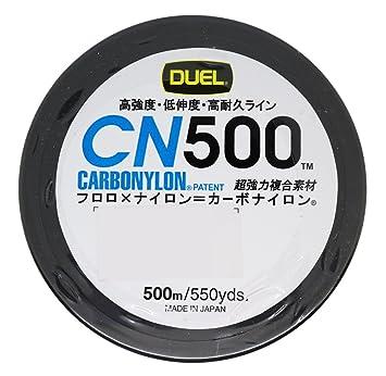 デュエル(DUEL)カーボナイロンラインCN500500mの画像