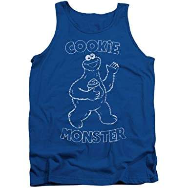 9a8194c8 Amazon.com: Sesame Street Classic TV Show Simple Cookie Monster ...