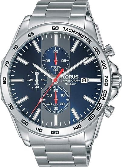 Reloj Lorus rm383ex9 caja 43 mm cronógrafo Sports 4894138340222