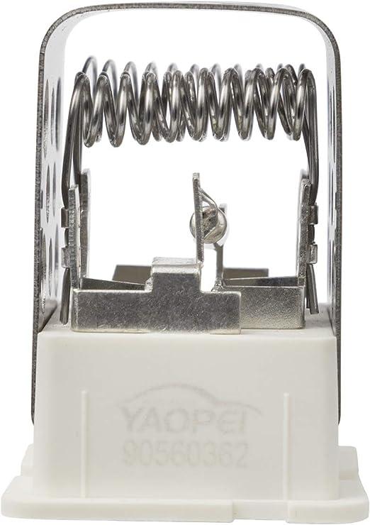 YAOPEI Voiture Moteur du Ventilateur Chauffage R/ésistance 64116929540 64118362931 64116920365