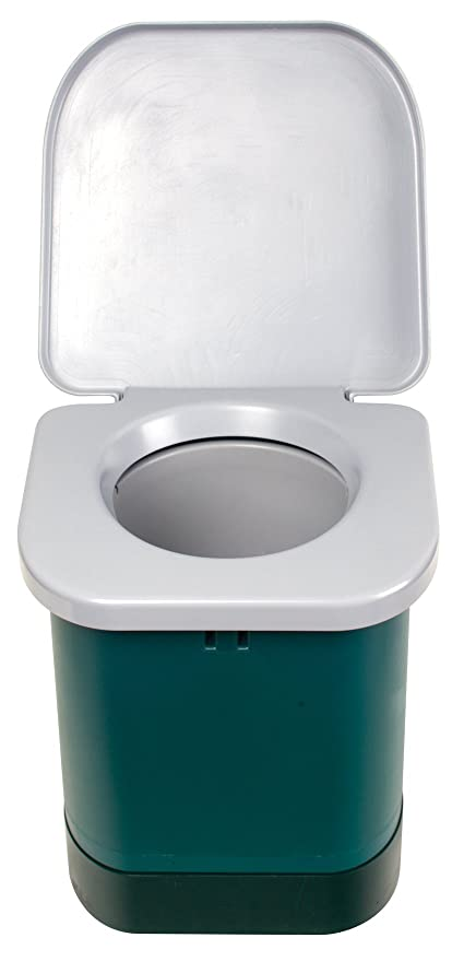 94ce8a58af Amazon.com   Stansport 273-100 Portable Camp Toilet (14 x 14 x 14 ...