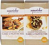 Nourishe Gluten & Grain Free Muffin Mix - Sampler Pack