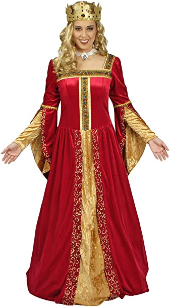 Reina Isabeau Disfraz – Vestido de Princesas Disney en el Estilo ...