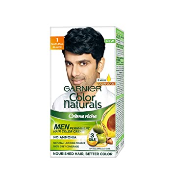 Buy Garnier Color Naturals Men Natural Black 30ml 30gm Online At