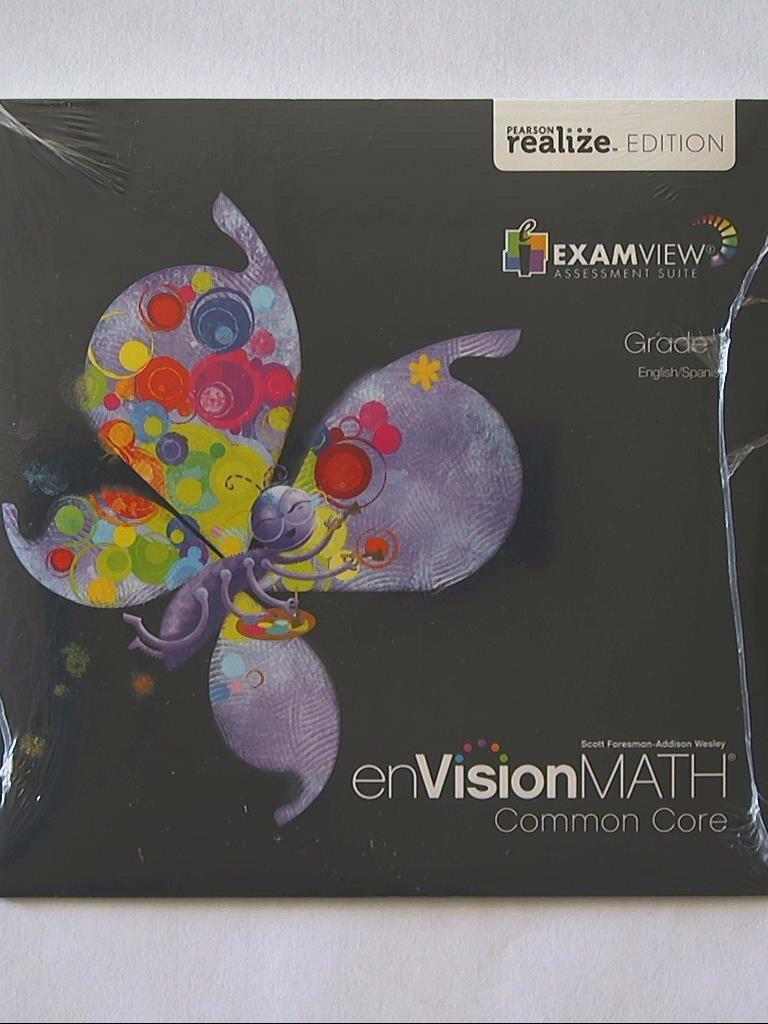 enVisionMATH Common Core, ExamView Assessment Suite, Grade 1