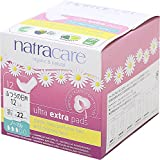 Natracare Ultra Extra Pads Normal, 12 Count