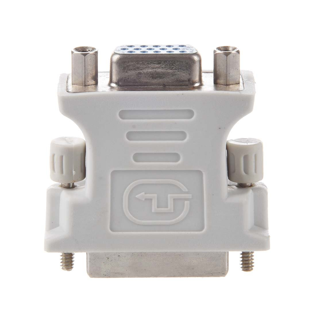 /¡/Á VGA Female DVI-D Dual Link: male Small adapter 24 R SODIAL 1 Adapter