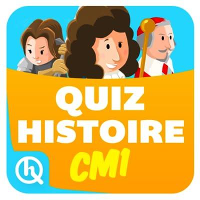 Quiz Histoire CM1