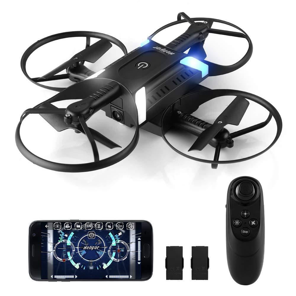 Drone plegable HELIFAR
