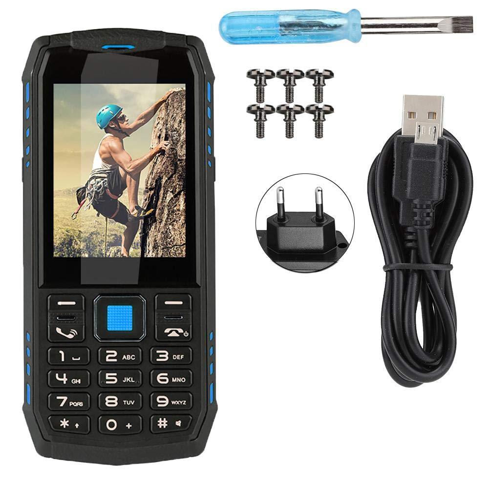 ASHATA Senior Mobile Phone IP68 Impermeable 2.8 Pulgadas ...