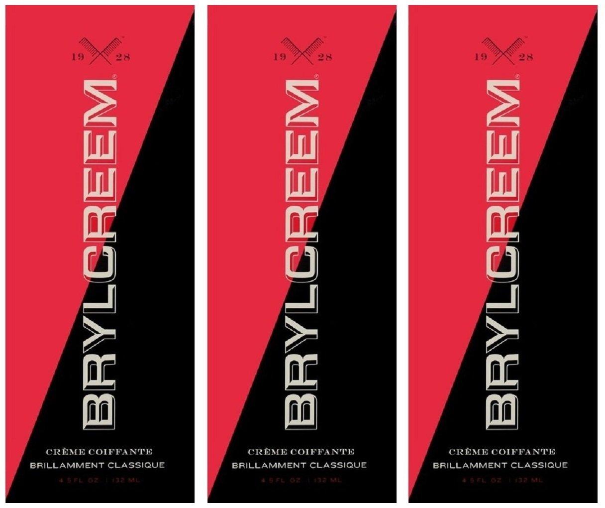 Brylcreem Hair Groom, Original, 4.5 Fl Oz / 132 Ml (Pack of 3) by Brylcreem