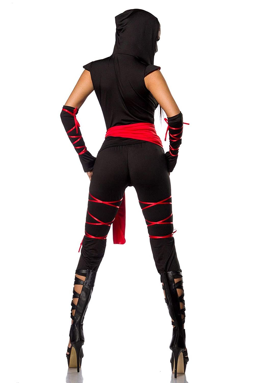 Sexy Ninja Disfraz Ninja Disfraz Guerrero Samurai Yakuza ...